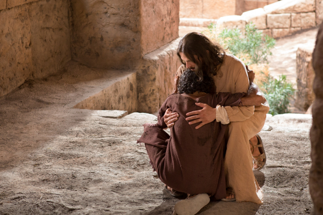 Description: http://media.ldscdn.org/images/media-library/bible-images-the-life-of-jesus-christ/miracles/pictures-of-jesus-blind-man-thanks-1138184-gallery.jpg
